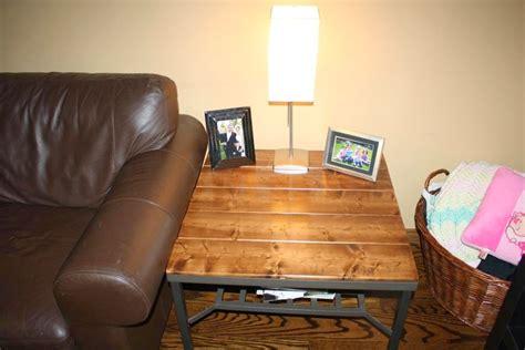 Ikea Granas Coffee Table Wood Blues Refurbished Ikea Granas Coffee Table Top
