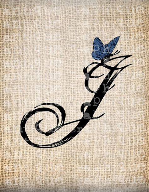 butterfly tattoo letter j 114 best images about tattoos iniciales on pinterest