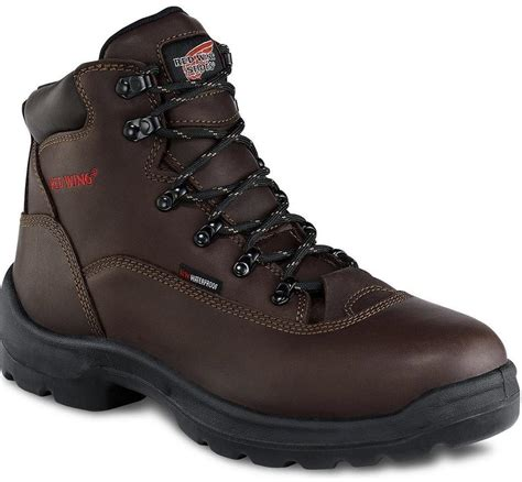 wing safety shoes brown in wp eh st 2246 selangor end time 8 5 2014 6 03 00 pm myt