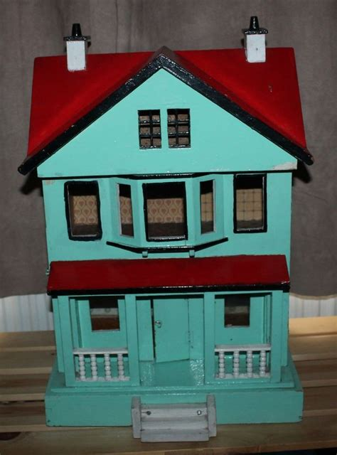 dolls house roofing 1000 images about dolls house horrors on pinterest painted flowers vintage and