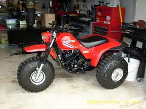 Honda 250 Sx For Sale 1985 Honda Sx250 3 Wheel Atv Harley Davidson Forums