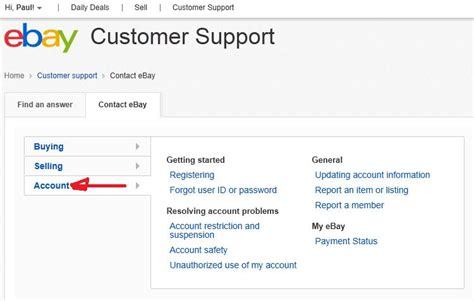 Search Ebay Seller By Email Is It Possible To Contact Ebay Support Via Email R