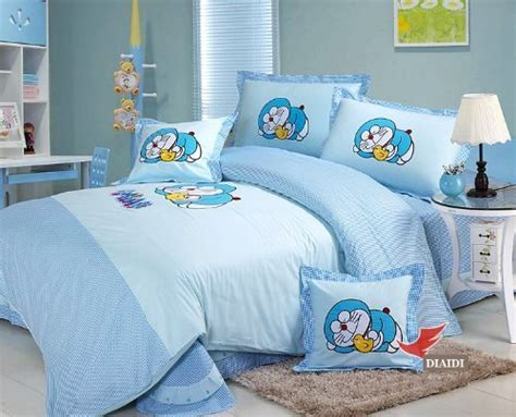 cute twin comforter sets diaidi cute cartoon anime bedding sets doraemon bedding