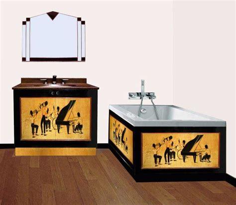 Deco Bathroom Vanity Unit by Deco Oak 2 Door Bathroom Vanity Unit With Jazz