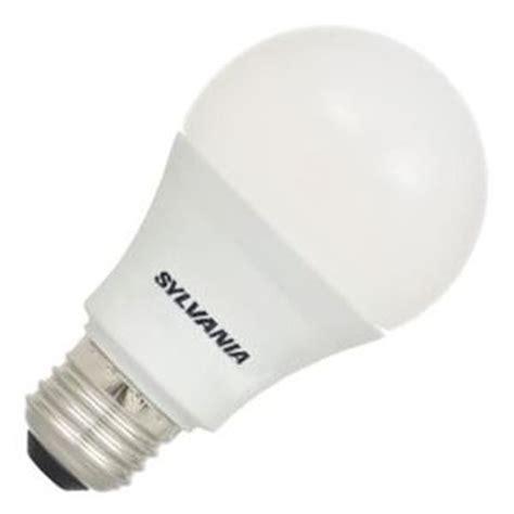 Sylvania Led Light Bulb Sylvania 79292 A19 A Line Pear Led Light Bulb
