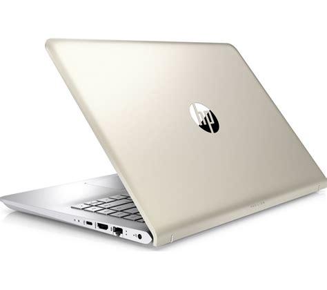 Laptop Notebook Hp 14 An029au hp pavilion 14 bk064sa 14 quot laptop silk gold deals pc world