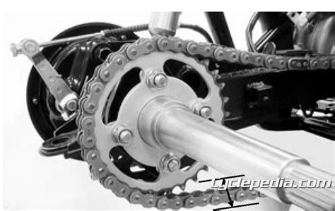 Gear Starting Starter Driven Reduction Shaft Sonic 150 R Fi Stater kymco mongoose 250 atv service manual printed by cyclepedia