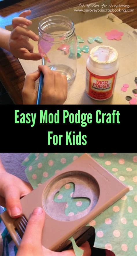 mod podge crafts for mod podge craft for p s i you crafts