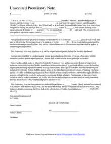 vehicle promissory note template free best photos of promissory contract template promise to