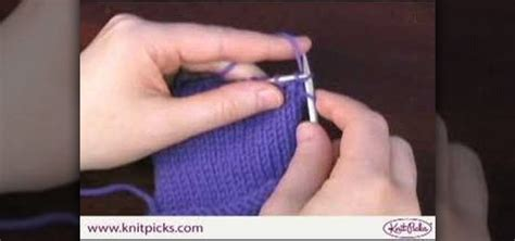 knitting continental style how to knit a continental style knit stitch 171 knitting