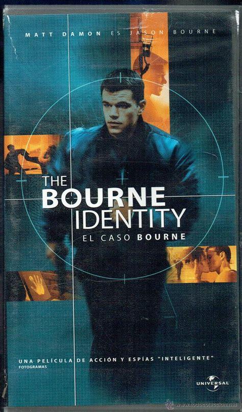 pelicula caso bourne el caso bourne the bourne identity comprar pel 237 culas de