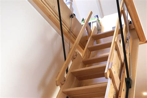 loft ladder attic install cost of installing stairs to loft frasesdeconquista