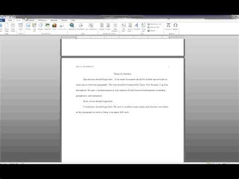 Skillmaster Blog Microsoft Word Apa 6th Edition Template