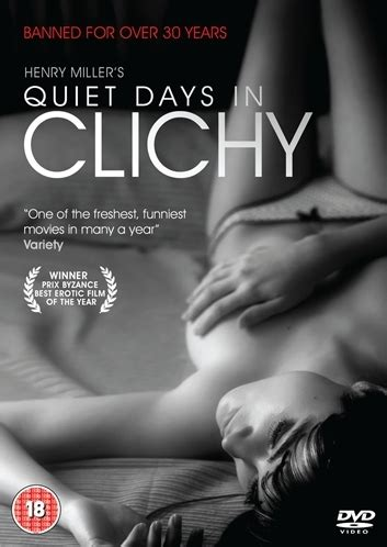 days in clichy the world of days in clichy nyrelease import dvd discshop se