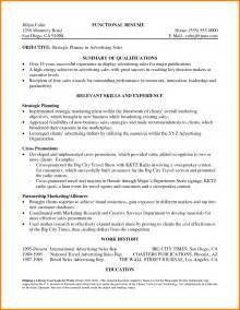 How To Write Qualification In Resume 8 Statement Of Qualifications Sample Template Case