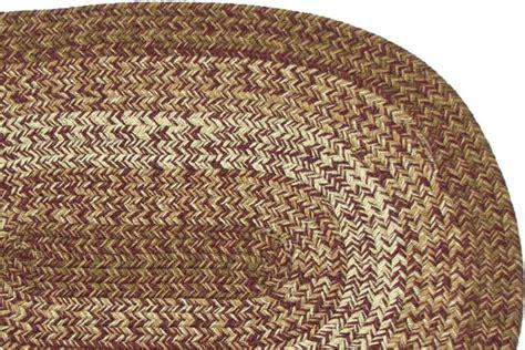 burgundy braided rug burgundy braided rug