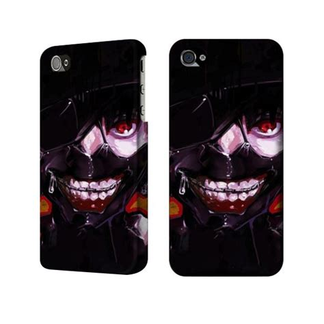 Tokyo Ghoul W3343 Iphone 5 5s tokyo ghoul mask iphone 5 5s attack on titan
