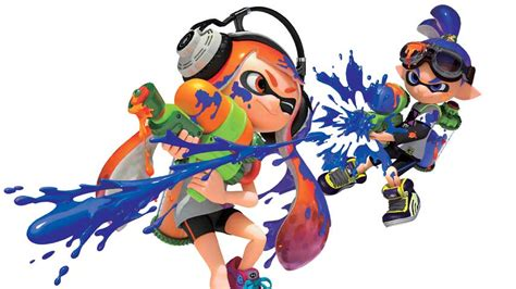 Jumping Light Splatoon Demo Available For A Limited Time This Weekend