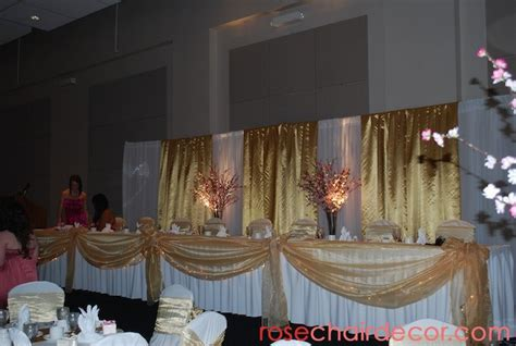 wedding backdrops for rent vancouver wedding decor rentals chair