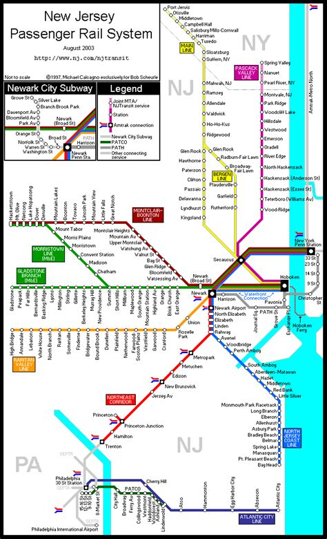 new jersey transit map new jersey transit map