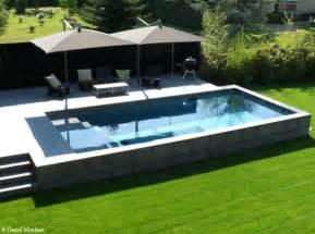 bien choisir votre piscine de jardin hors sol jardin
