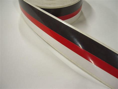 boat hull stripes find white red brown pinstripe pin stripe hull tape