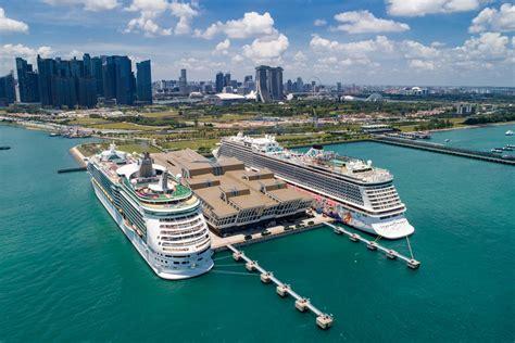 marina bay cruise centre singapore plans  growth