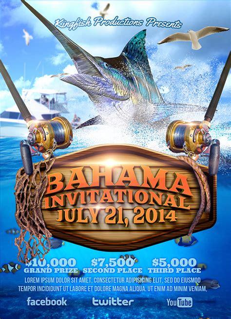 fishing tournament flyer template http goo gl g0xmsq on