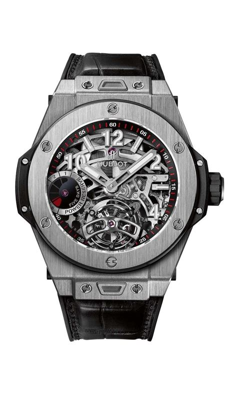 Hublot King Bigbang Tourbillon Leather Automatic 2 new skeleton watches for that absolutely nothing to hide