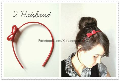 cara membuat cepol rambut ballerina kanubeea hair clip february 2013