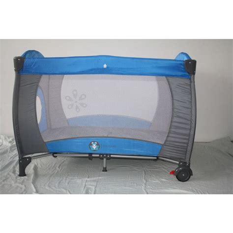 Blue Bassinet Change Table Travel Cot With Canopy Buy Travel Cot Changing Table