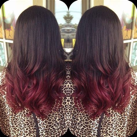 steps to doing burgundy hair with brown and caramel highlights 61 best hairstyles images on pinterest braids colourful