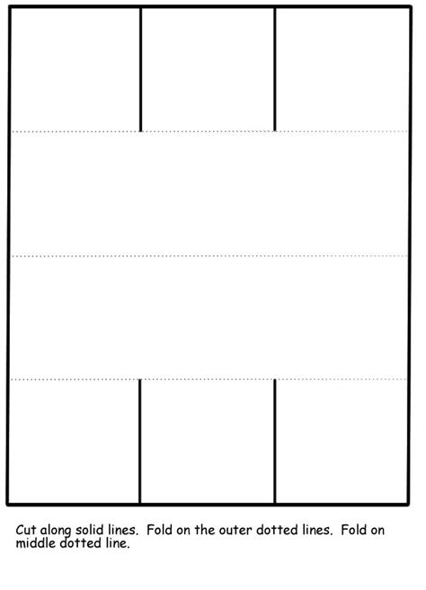 templates for small booklets lapbook template google search unit studies lapbooks
