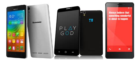 Lenovo A6000 Vs Xiaomi lenovo a6000 vs yu yureka vs xiaomi redmi note 4g specs features compared intellect digest