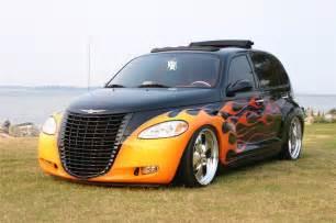 2007 Hhr Interior 2002 Chrysler Pt Cruiser Custom 4 Door Hardtop 64138