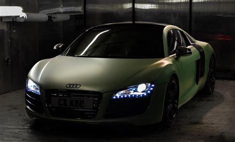 matte green matte fanatic matte army green audi r8