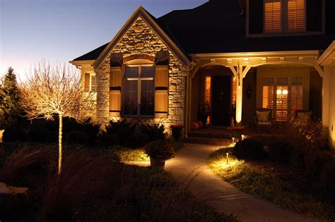Custom Landscape Lighting Custom Landscape Lighting Lighting Ideas