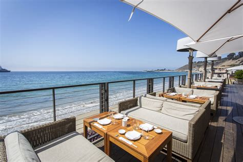 Malibu Restaurants Pch - nobu malibu sushi restaurant los angeles vogue