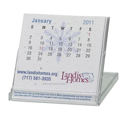 stand up desk calendar seeded paper stand up desk calendar 3 3 4 quot x3 1 2 quot china