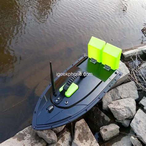 flytec rc fishing boat flytec 2011 5 fish rc boat review remote control fishing