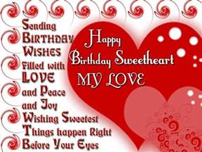 birthday wishes for boyfriend romantic lovely message