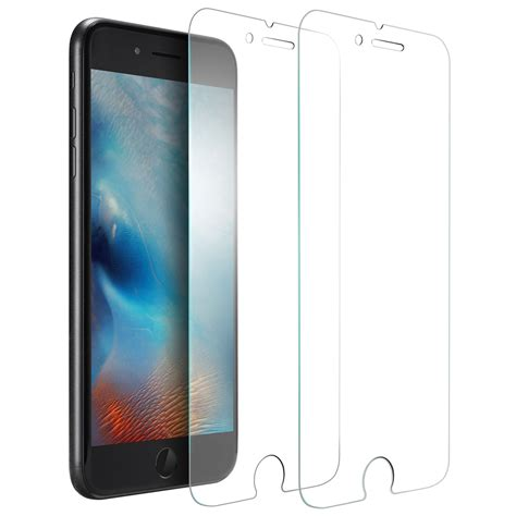 anker anker karapax tempered screen protector for iphone 8 7 2 pack