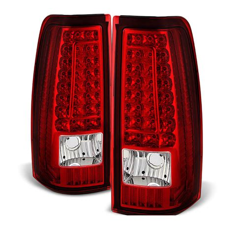 2003 chevy silverado led tail lights 2003 2006 chevy silverado gmc sierra performance led