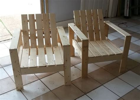 Diy Patio Chair How To Build A Simple Diy Outdoor Patio Lounge Chair Removeandreplace