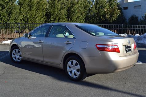 What Type Of Does A 2007 Toyota Camry Use 2007 Toyota Camry Le