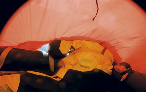 What Is Meant By Canopy by In A Liferaft