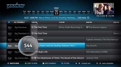 bt youview boxes updated  internet tv recording