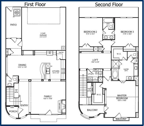 4 Bedroom House Plans 1 Story by The Parkway Luxury Condominiums