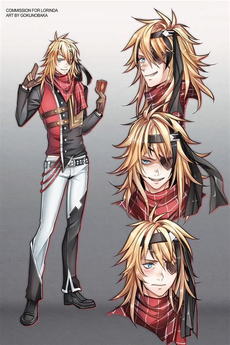 commission character design for sammy119 by ollychimera character design commission for lorinda by goku no baka