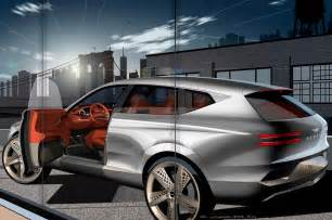 Suv Concept Genesis Luxury Brand Expands With Gv80 Suv Concept Motor